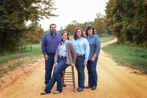 Catrett Family